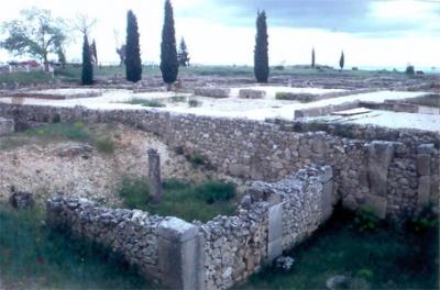 Ruinas romanas de Clunia