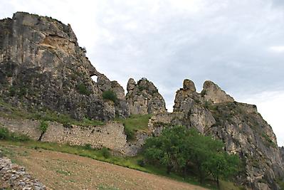 Castillo de Santa Marta