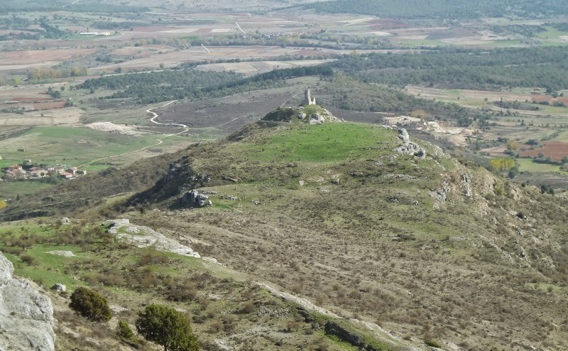 Castillo o Picón de lara de los Infantes