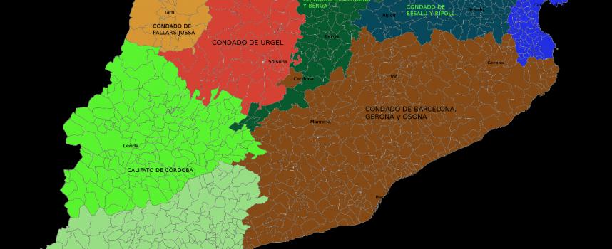 ¿Existía Cataluña hace 1000 años?
