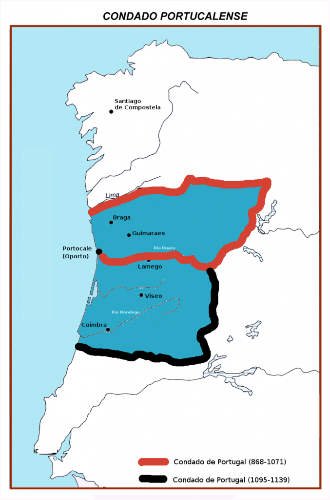 Condado de Portugal