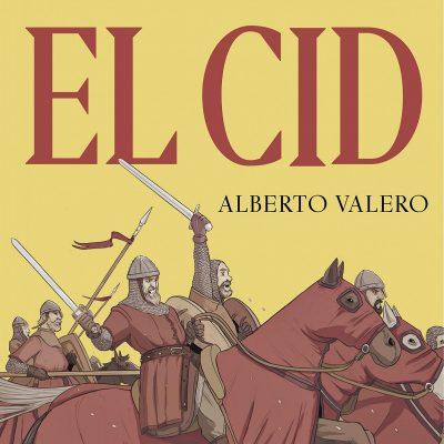 El Cid, la novela gráfica – Cómic
