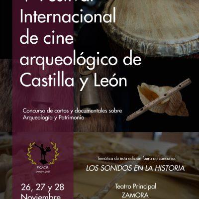 V Festival de cine arqueológico de Castilla y León